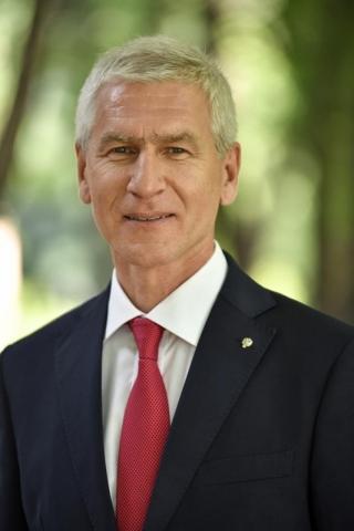 Министр спорта Российской Федерации О.В. Матыцин