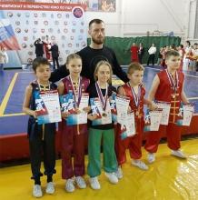 Победители и призеры ЮФО