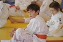Ежегодный детский семинар по айкидо